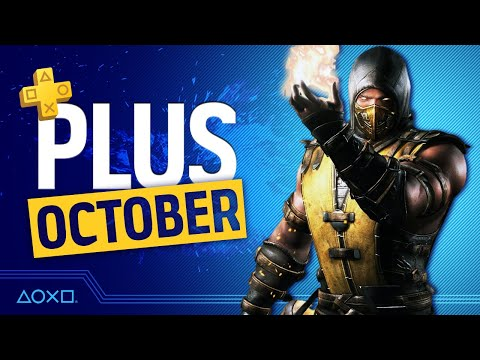PlayStation Plus Monthly Games - October 2021
