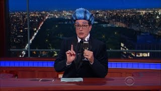 Late Show Political Week In Review (Vol. 11)