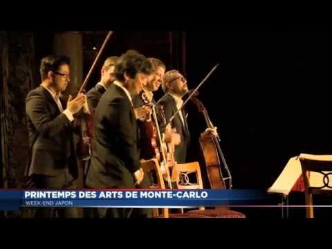 Weekend Japonais au Printemps des Arts de Monte-Carlo