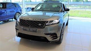 Range Rover Velar - Exterior & Interior