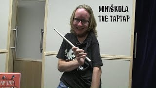Miniškola The Tap Tap: lekce 48 (Znáte chrastidla?)