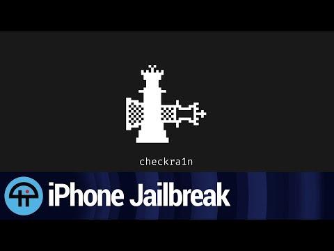 Checkrain iPhone Jailbreak Keeps Getting Better