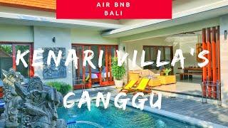 Gambar cover AIRBNB VLOG // BALI // CANGGU //  KENARI VILLA