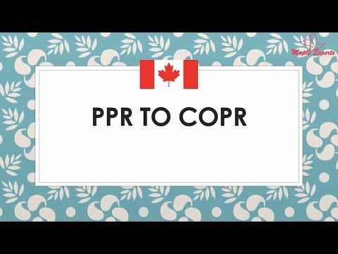 🇨🇦 🇨🇦 Post PPR Procedure For Passport Submission