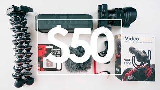 BEST TECH Under $50 - October 2016