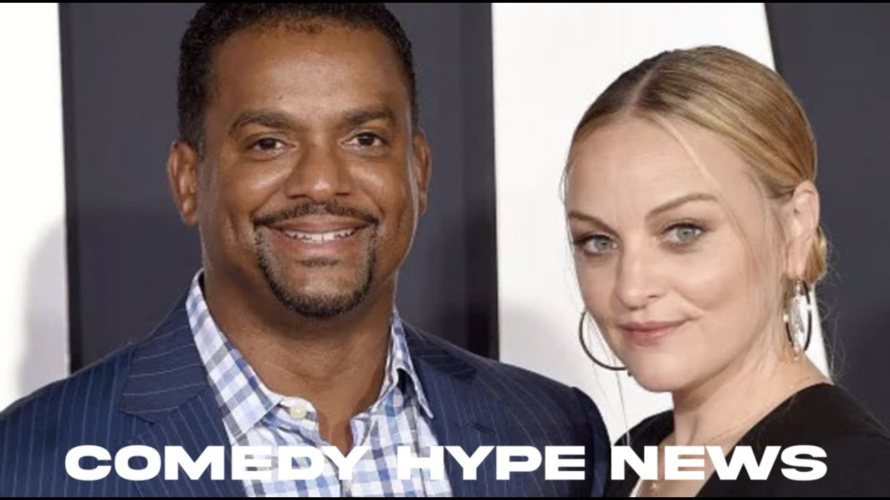 Download Alfonso Ribeiro Speaks Out On Blacks Not Supporting Him Over White Wife - CH News Show