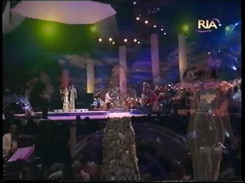 Fauziah Latiff,Siti Nurhaliza,Sheila Majid,Kris Dayanti,Vina,Titi,Ku Ledesma Antara Anyir dan Jakarta Live at Sea Diva Jakarta