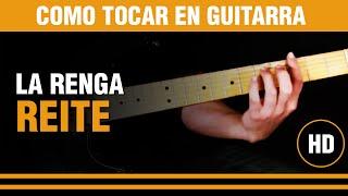 como tocar guitarra para principiantes