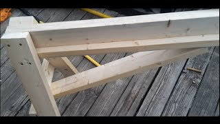 Build A Set Of Sawhorses