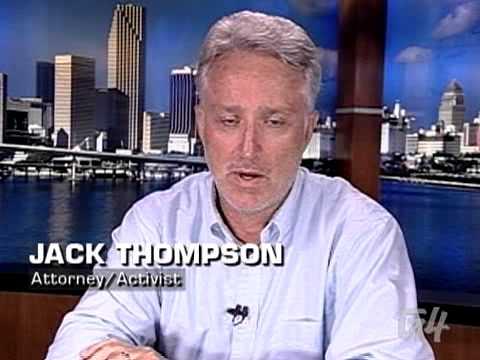 Jack Thompson vs Adam Sessler 2006