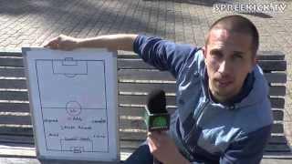 Die Traumelf von Henning Lichte (Berliner AK 07) | SPREEKICK.TV