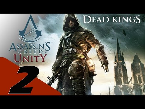 Assassin's Creed Unity Dead Kings - Gameplay Walkthrough Part 2 - The Book Thief