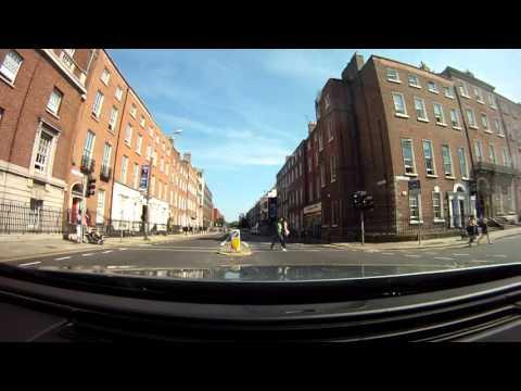 Urban Drive: Dublin City Centre, City Tour!, Ireland