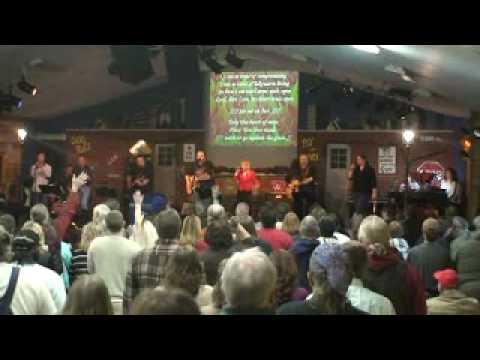 """Praise & Worship """"Set Me On Fire"""" 12/27/2009"""