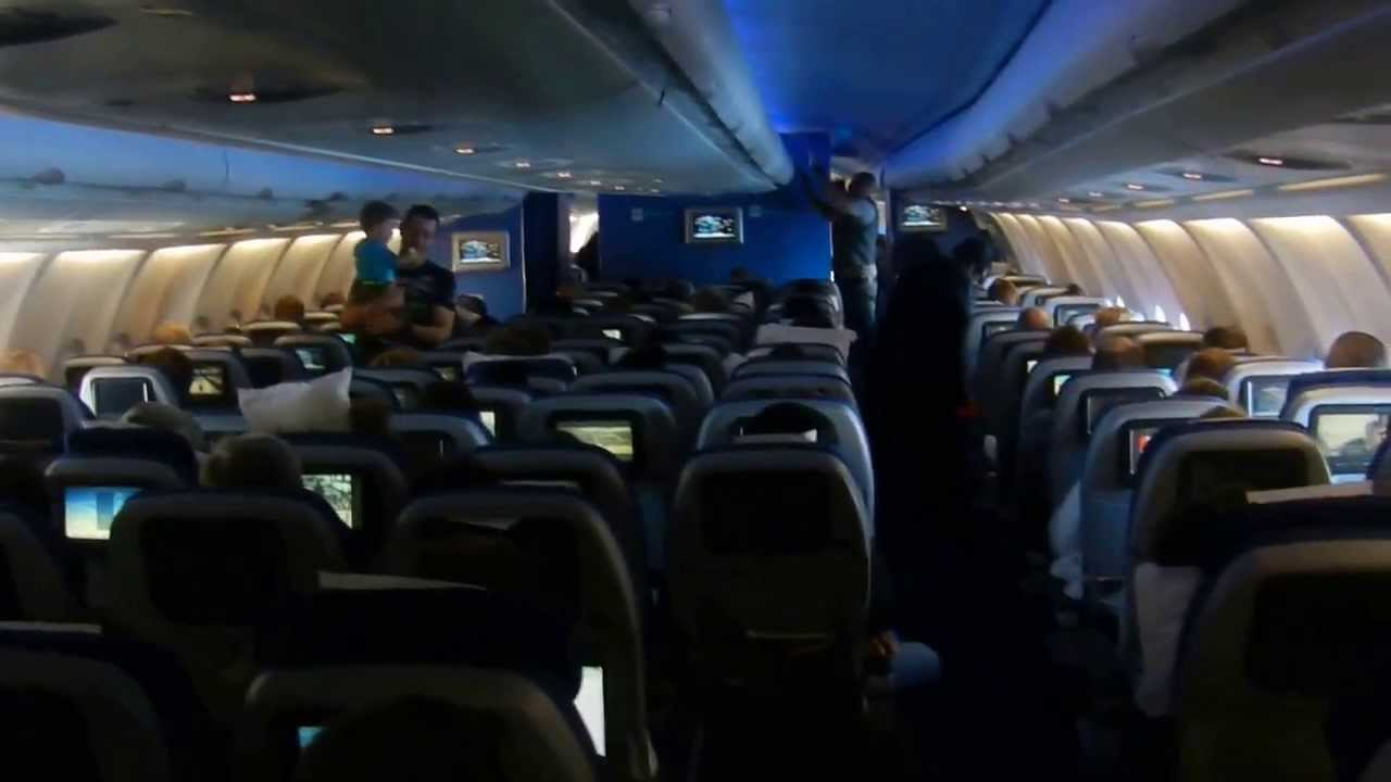 Inside the Cebu Pacific Airbus A330300  YouTube