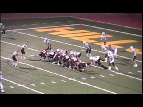 Luke Moore Hillsboro High School Quarterback