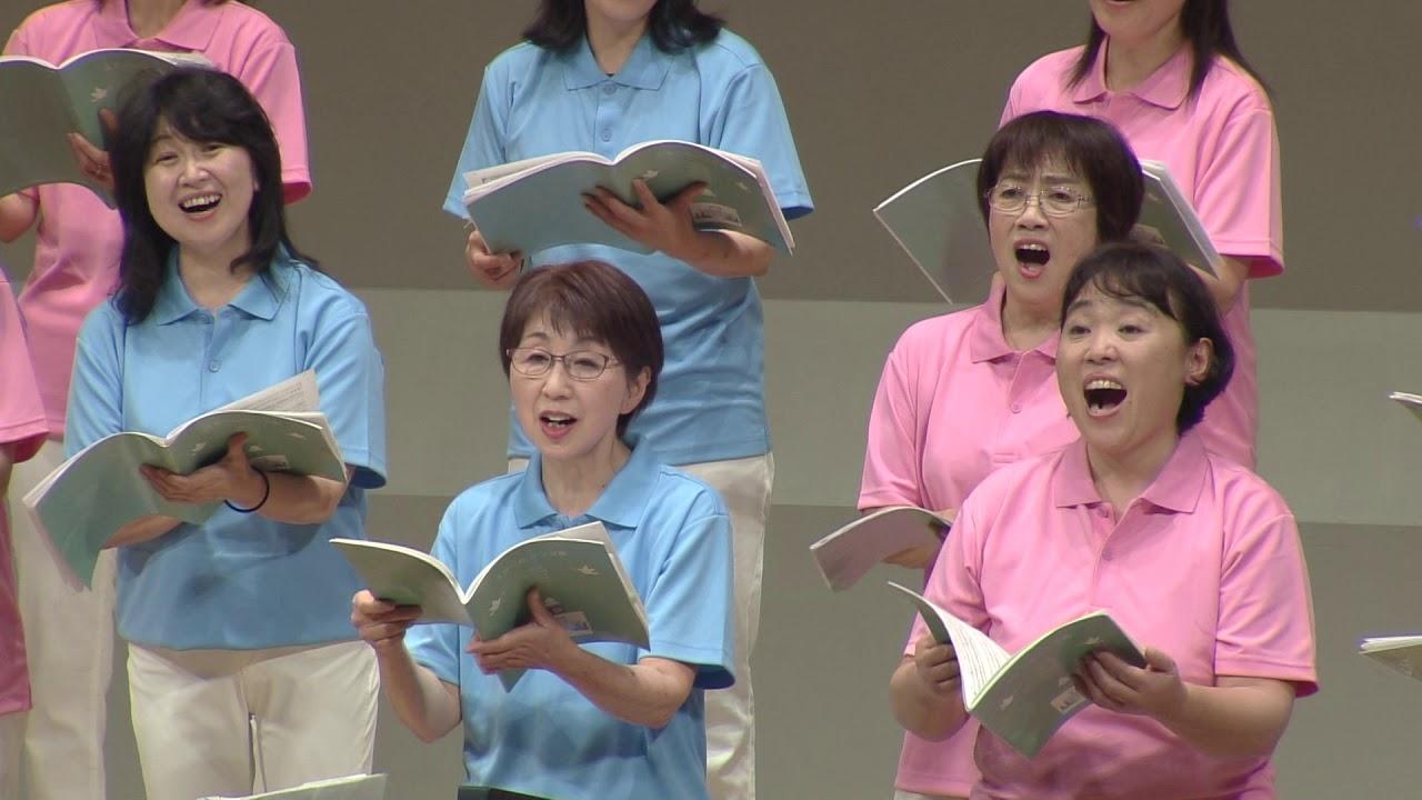 6. 光のらせん 唐沢史比古 曲 山田祐介 指揮 岡谷せせらぎ會 - YouTube
