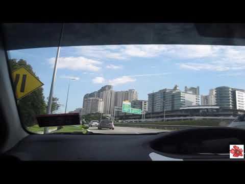 Highway in Kuala Lumpur | Vitamin Travel in Malaysia