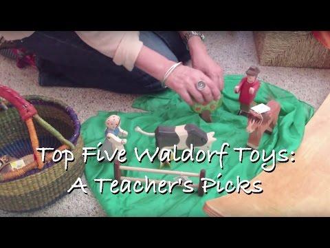 Sunday with Sarah: Top Five Waldorf Toys - A Teacher's Picks