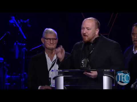 33rd Annual NAMM TEC Awards Microphones Preamp