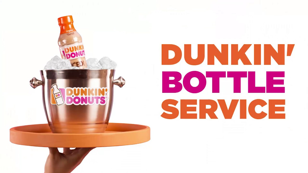 Dunkin\' Donuts Celebrates Summer Solstice with \'Emergency Bottle ...