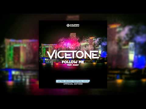 Vicetone feat. JHart - Follow Me (Extended Mix) [Cover Art]
