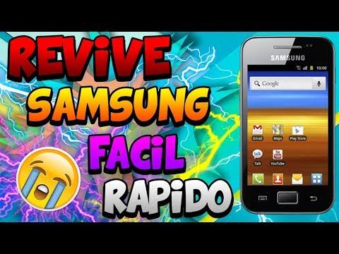 Como Revivir o Flashear El Samsung Galaxy Ace, GT-S5830i, GT-S5830c, GT-S5830m