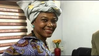 Abiola's Wife Reveals Why Jonathan Lost To Buhari In 2015, Blasts Former President