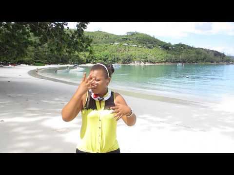 Seychelles sign language ⑦157 in Seychelles 2014