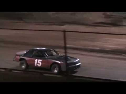 Southern Challenge Abilene Speedway 2nd place