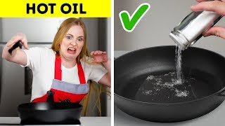 Incredible uses of salt today you will be surprised how useful could be. yes, can use not only for cooking but also solve such problems as crac...