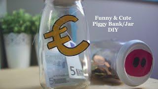 Funny & Cute Piggy Banks DIY | Femmsss