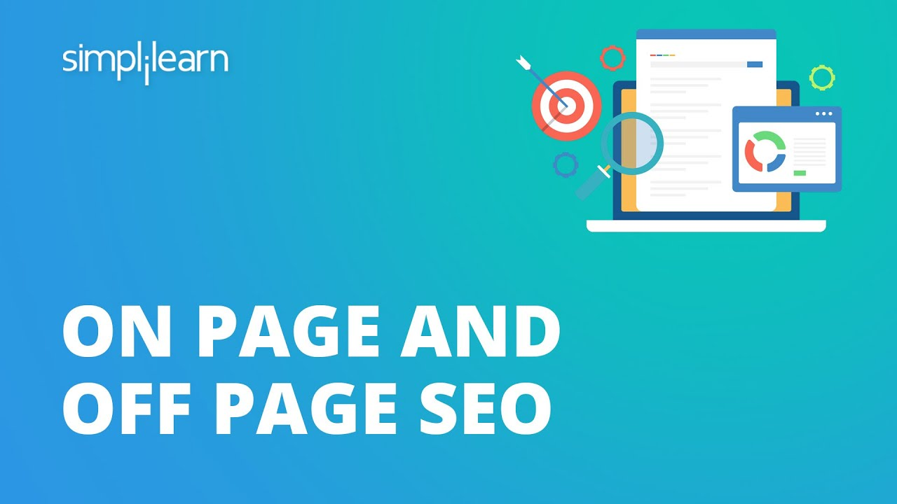 On Page And Off Page SEO | What Is On Page SEO And Off Page SEO | SEO Tutorial