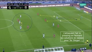Analyse tactique du plan de la Réal face au Barça