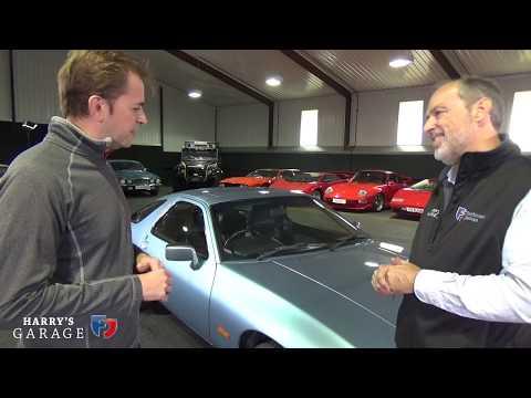Porsche 928 manual review