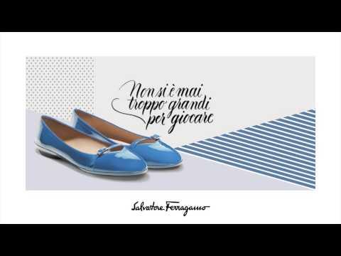 Salvatore Ferragamo presenta Ballerina Shoe, linea dedicata alla scarpa indossata da Audrey Hepburn
