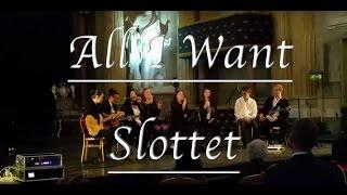 Fryshuset Rock & Soul på slottet - All i want