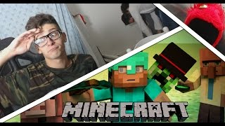 DOVEVA ESSERE UN VIDEO DI MINECRAFT w/SURRY & ANIMA