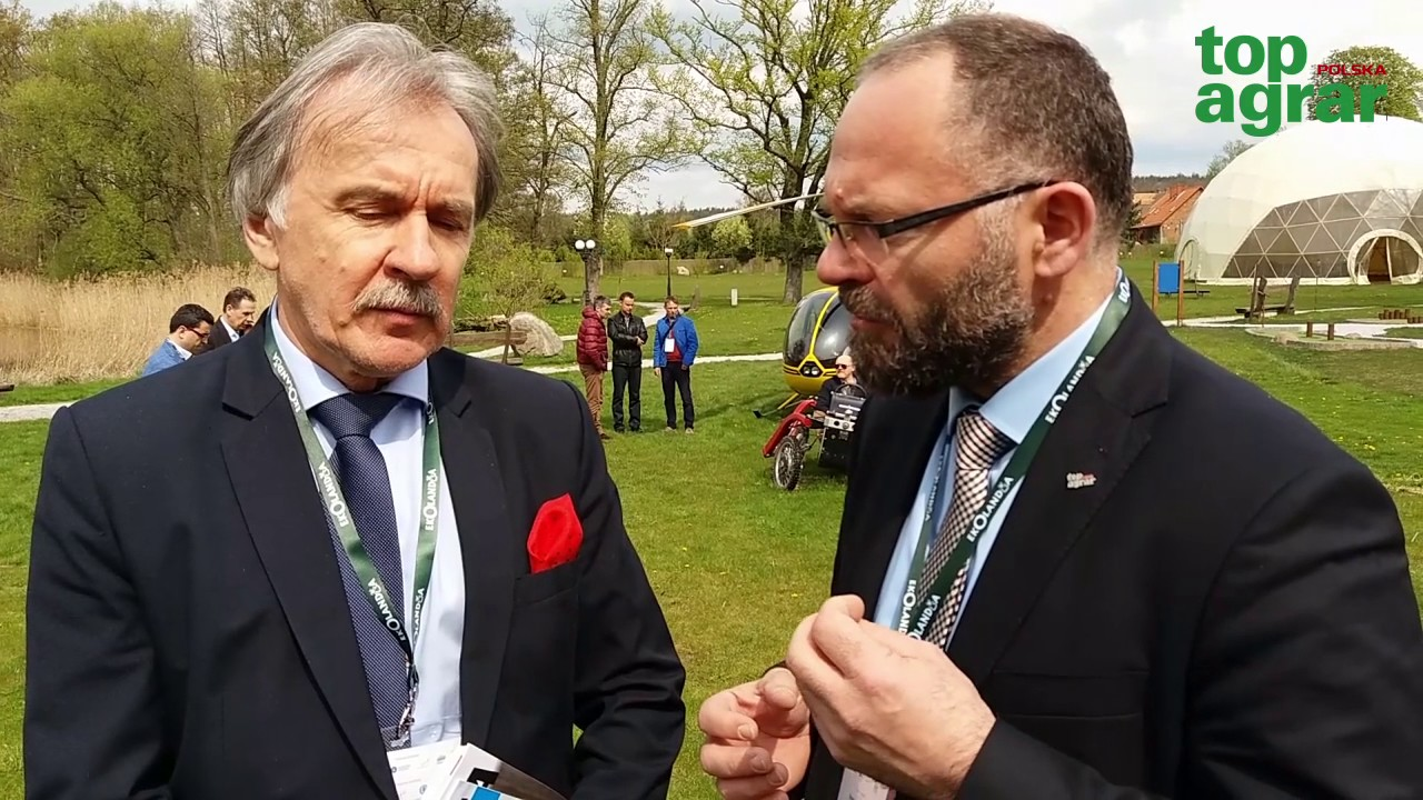 """TAP TV: """"Konferencja """"Zazieleniamy Polskę"""" w Olandii. Wywiad z Bohdanem Pilchem."""