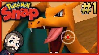 Pokemon Snap 100% Playthrough 🔴 Part 1