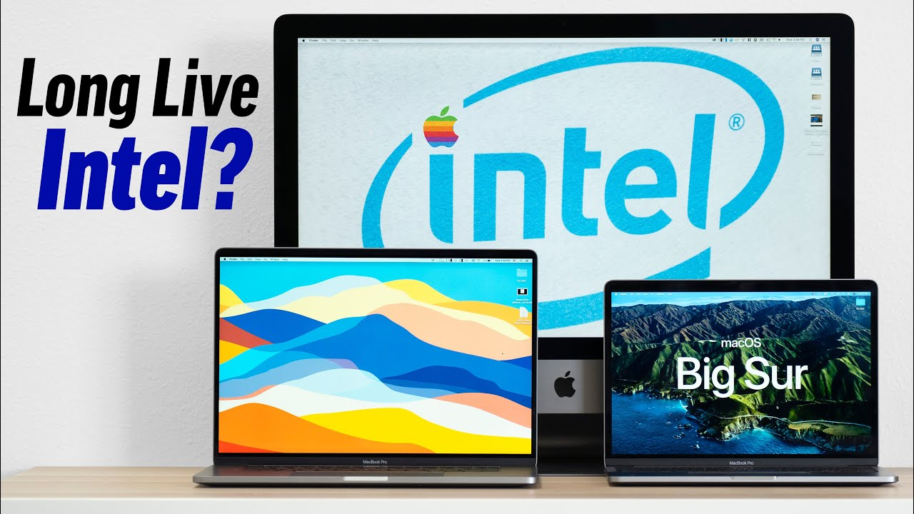 Why you SHOULD Buy an Intel-Based Mac! ( ARM can WAIT)