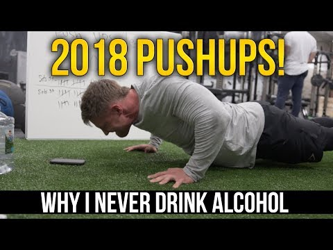 1,000 PUSHUPS IN 1 HOUR!? Can it be done?? | 2018 New Year Pushup Challenge