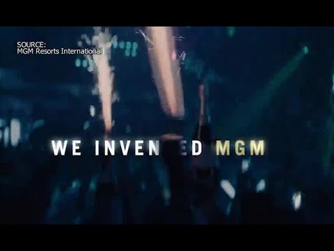 MGM Resorts ad campaign markets company to be global entertainment brand