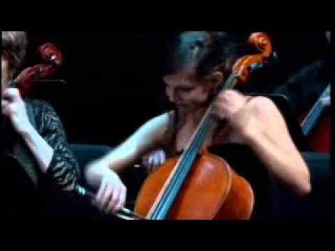Graciela y Buenos Aires, tango for cello and orchestra