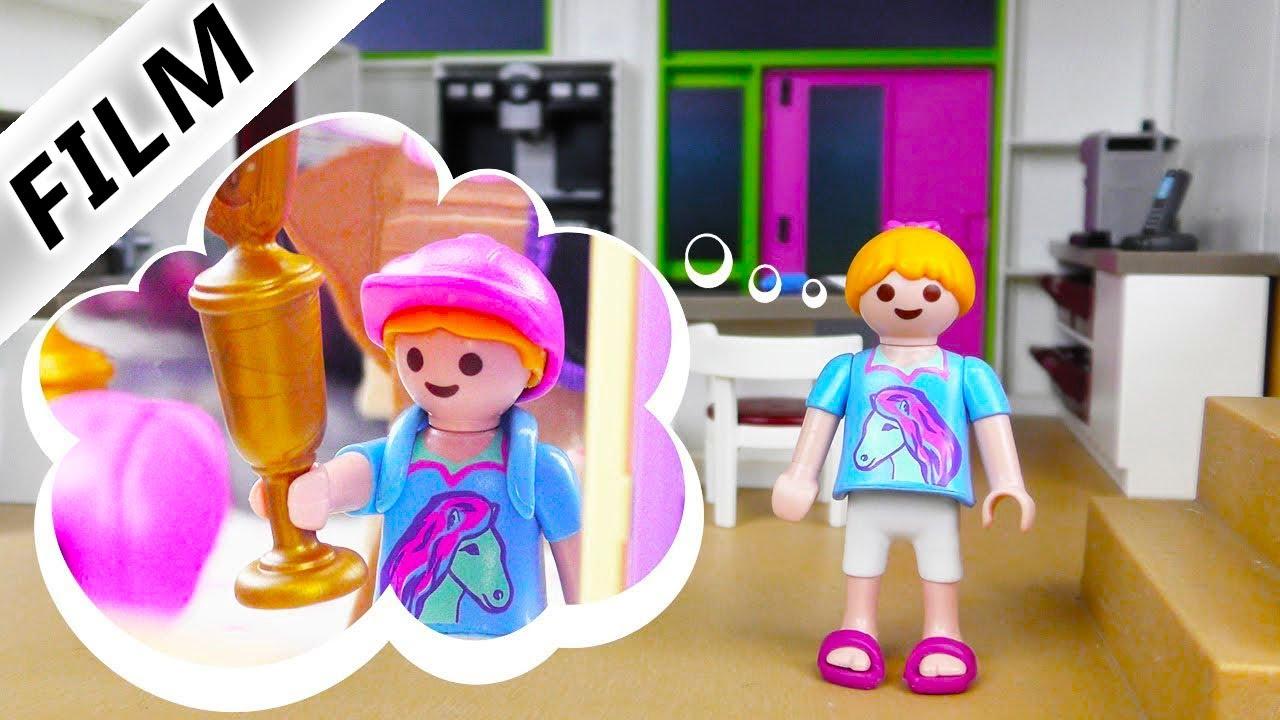 Playmobil Rodzina Wróblewskich | Hania SAMA W DOMU! Co zrobi Hania nie pytając mamy o zgodę?