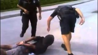 Cops In Florida Go Too Far And Taser Man For Not Showing His I D