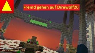Direwolf20 Neues vom YouTuber Server - wir gehen mal fremd