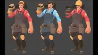 TF2 Femgineer quotes