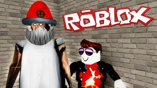 Get RID OF GRANNY IN ROBLOX WITH SUBSCRIBERS * Harca gets angry at US *