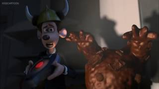 Flushed Away Roddy Meets Sid